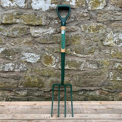 Richard Carters Solid Socket PYD Handle Garden Digging Fork