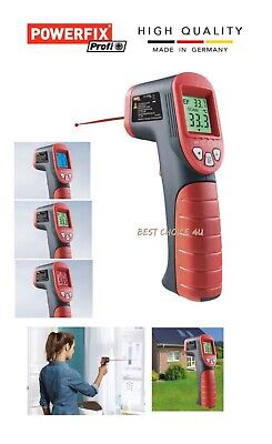 POWERFIX® infrared temperature measuring device -50 to +380 ° C
