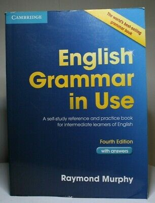 English Grammar in Use Book with Answers A Self-Study Fourth Edition Box039