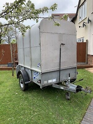 Ifor Williams Gd64 Livestock Cattle Pony Sheep Pig Goat Camping Bike Trailer
