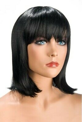 Perruque Camila Brune Frange World Wigs
