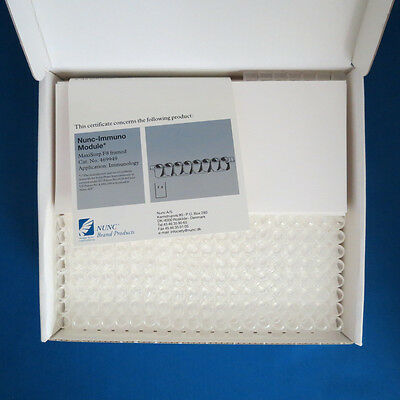 Nunc Immuno Unframed Module Strips # 469949 Pack of 160