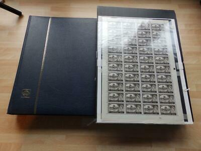 (4438) GB STAMP COLLECTION IN 2 STOCK ALBUMS, P/PACKS etc