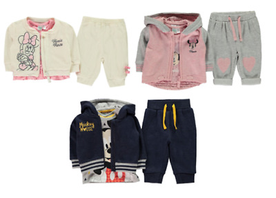 Character Tracksuit Baby Toddler Set 3 Piece Trackies 0226