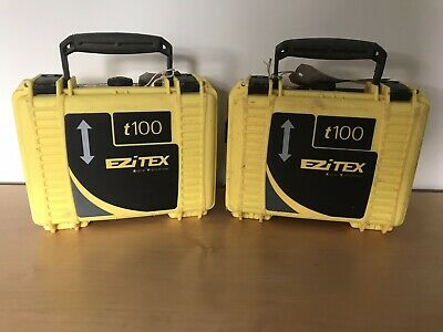 Reconditioned Cable Detection T100 Signal Generator Genny Use With Cat Locator