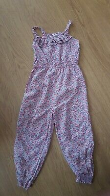 Girls Playsuit 5 To 6 Years