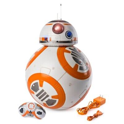 Star Wars Hero Droid BB-8 Fully Interactive Droid Robot Voice Activated (NEW)