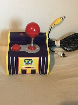 Jakks Pacific Namco Plug And Play PacMan Dig Dug TV Games 5 in 1 Tested Works!