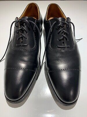 677f36b4b3cf6 MEN S PEAL   Co for Brooks Brothers Oxfords Shoes Size 10D Black ...
