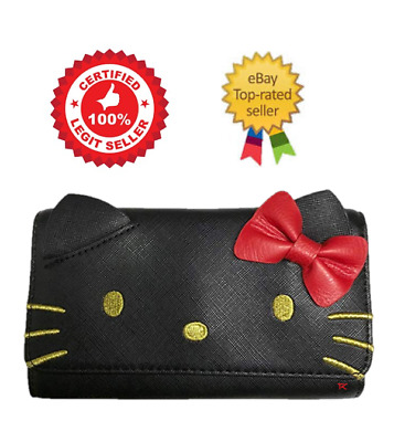 New ModCloth for Hello Kitty Pop Culture Cutie Wallet By Loungefly *HTF*