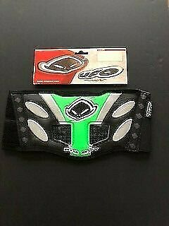 UFO Youth Body Kidney Belt Protector Motocross MX Enduro GREEN