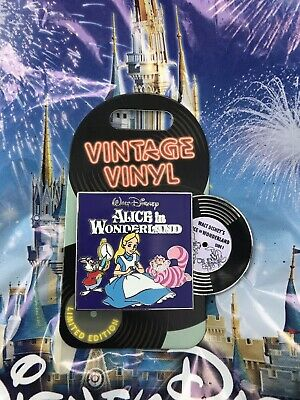 Disney Parks Vintage Vinyl Lady And The Tramp Pin LE In Hand