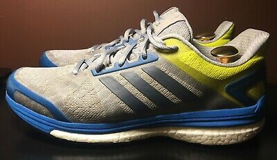 5d099794d Adidas Supernova Sequence Boost 9 Men Athletic Training Shoes 9.5M Pre Owned