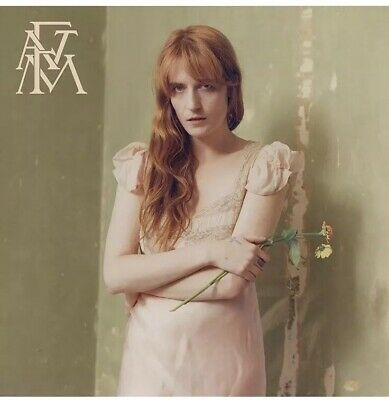 High As Hope (CD) by Florence and the Machine Sealed PA Explicit Version