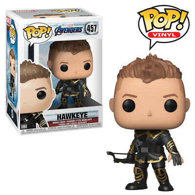 Hawkeye Avengers Endgame Funko Pop Vinyl Figure Official Marvel Collectables