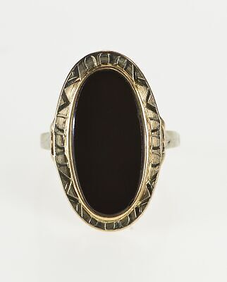 Precious Metal Without Stones Buy Cheap Nice 10k Yellow Gold Vintage Opal Pw Hs 1961 Class Ring Size 10 D600
