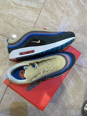 the best attitude b9b21 03f16 Nike Air Max 1 97 VF SW Sean Wotherspoon 97 1 Size 11