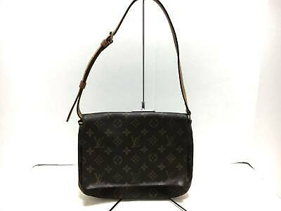 eac21c79e75f Auth LOUIS VUITTON Musette Tango Short Strap M51257 Monogram SD0010  Shoulder Bag
