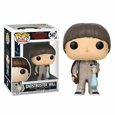 Funko Pop! Stranger Things - Will Ghostbusters