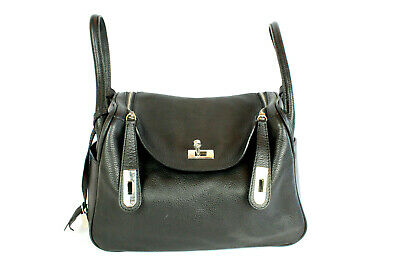 6f7dd63903ea GUCCI GG SUPREME Padlock Small Leather Shoulder Bag with very good ...