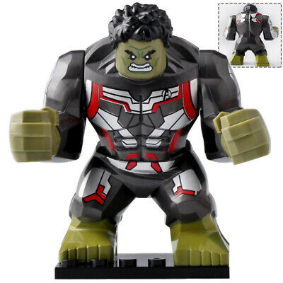 Large Hulk - Avengers End Game Figure For Custom Lego Minifigures [Large Size]