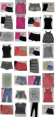 Girls Size 14/16 Summer Clothing, Shorts, Tops, Skirts, Clothes LOT, Justice
