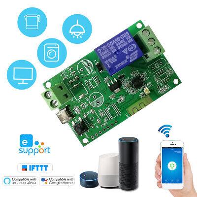 WIFI RELAY MODULE Switch Remote Control Smart Home ESP8266 Relay