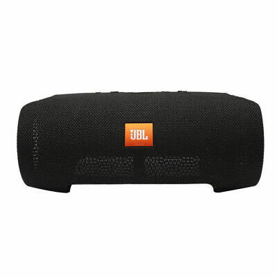 JBL Xtreme Portable Bluetooth Speaker Fabric Mesh Main Cover Black - Parts