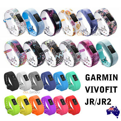 For GARMIN VIVOFIT JR 1 JUNIOR 2 Replacement Band Fitness Wristband Tracker
