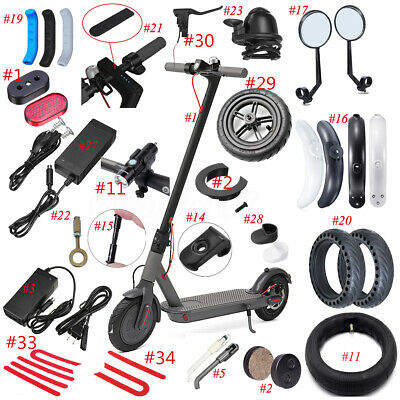 52 Types Various Repair Spare Parts Accessories For Xiaomi M365 Electric Scooter