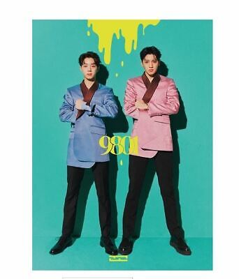 9801 by WOOSEOK X KUANLIN The 1st Mini Album PENTAGON And WANNA ONE