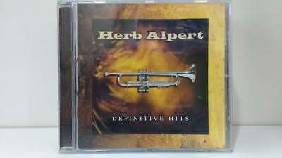 Herb Alpert - Definitive Hits (2001) - CD Album - Ex Cond