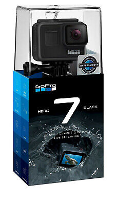 *BRAND NEW* GoPro HERO7 Black (CHDHX-701) Action Camera - Full Aus Warranty!