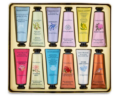Crabtree & Evelyn Hand Therapy 12-Piece Gift Set