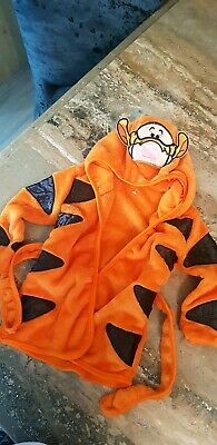 Baby Boys Disney Dressing Gown 3-6 Months New With Out Tags