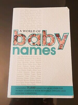 A World Of Babies Names