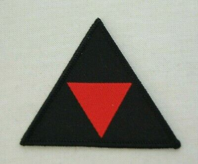 British Army - 3rd UK Division - Tactical Recognition Flash - TRF
