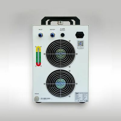 220V 50Hz CW-5000AG Industrial Water Chiller for Single 80W/100W CO2 Laser Tube