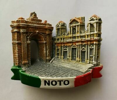 Fridge magnet resin - Noto