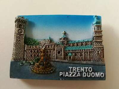 Fridge magnet resin - Trento