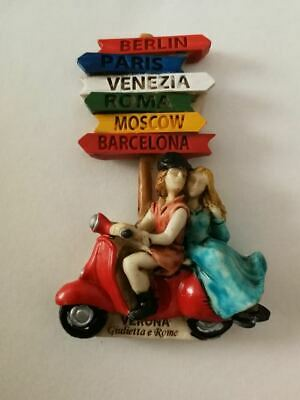 Fridge magnet resin -  Verona