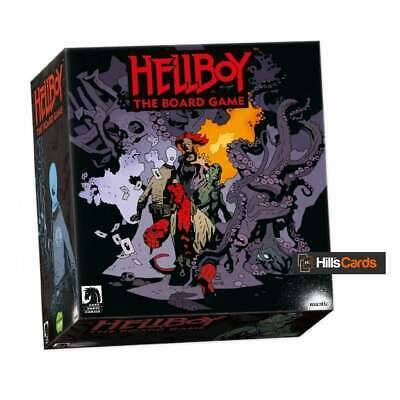 Hellboy The Board Game - Kickstarter Edition (AGENT Level Pledge) Mantic Games