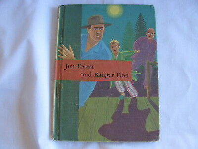 Vintage Rare Jim Forest And Ranger Don By John And Nancy Rambleau, 1959