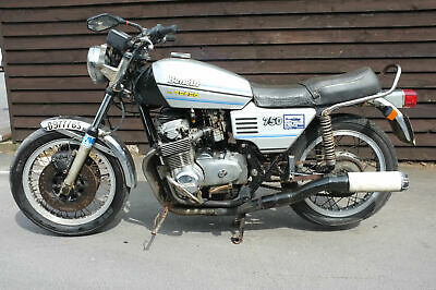 Benelli 750 Sei 1976 European BARN FIND. Restoration Project Rarer than rare!!