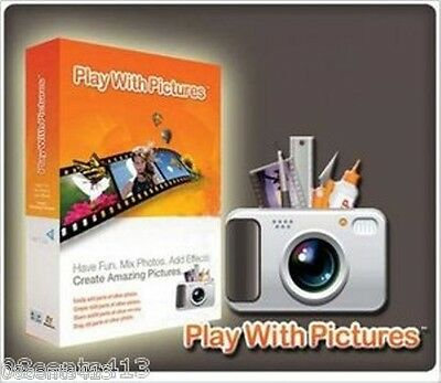 Play With Pictures (PC) Have Fun. Mix Photos. Add Effects. Create Amazing Pics