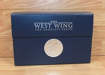 The West Wing Serie Completa Ricambio Box & Disco Cartelle solo Read