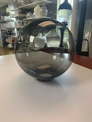 Formed Plastics FP118-8PCC Clear Polycarbonate Post Globe New