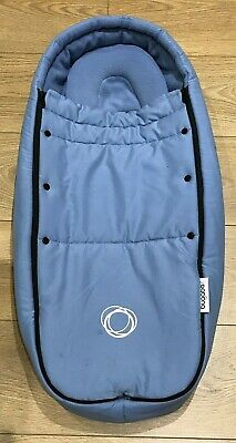Bugaboo Foot Muff - Blue - Good Condition