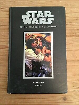 "Star Wars 30th Anniversary Collection Graphic Novel 11 ""Union"" Dark Horse Rare"