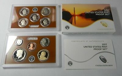 2017-S United States Proof Set (Original Mint Packaging)